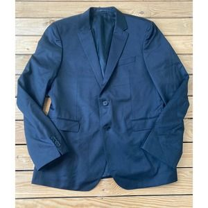 New HUGO BOSS Mens Guabello 2 Button Wool Suit 42R